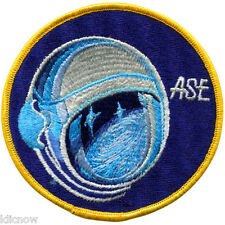 "Association of Space Explorers (ASE) Embroidered Patch 4"" (10cm Dia)"