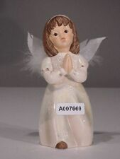 +# A007669 Goebel Archiv Muster Engel betet Angel prays, perlmut, mit Federn