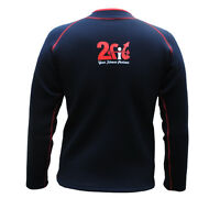 2Fit Neoprene Sweat Shirt Sauna Exe-Gym Rash Guard Fitness Weight Loss Top MMA