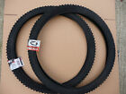 Pair 26x2.30 MTB Downhill Mountain Bike offroad Thick Chunky Wide Bicycle Tyres
