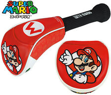 SUPER MARIO Driver Head Cover from Japan