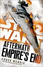 Empire's End: Aftermath Star Wars:The Aftermath Trilogy PRE-ORDER w/ FREE Cards