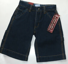 NEW Levi Strauss & Co DENIM SHORTS SIZE 4 YEARS AUTHENTIC