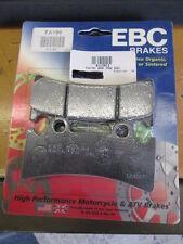 NOS EBC Organic Keclar Brake Pads Triumph 1994-1997 Daytona 900 Super III FA190