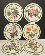 Portmeirion Botanic Garden Cork Place Mats Floral Butterflies Set of 6