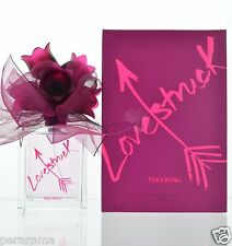 Lovestruck by Vera Wang  Eau De Parfum 3.4 OZ 100 ML Spray UnSealed for Women