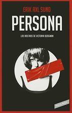 Persona by Erik Axl Sund (2015, Paperback)