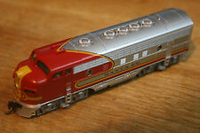 N Scale Kato SANTA FE F7A #40 -- NEW FROM SET