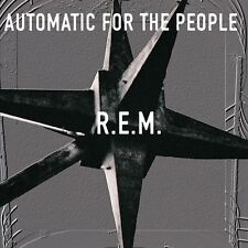 R.E.M. - AUTOMATIC FOR THE PEOPLE   CD NEU