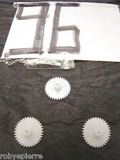 Ingranaggi ingranaggio pezzi di ricambio modellismo meccanismi in plastica N96
