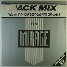 "12"" Maxi - Mirage  - Jack Mix - K6279h - washed & cleaned"