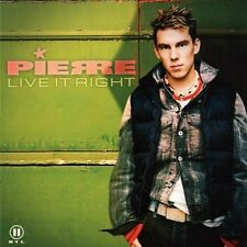 Pierre - Live It Right OVP