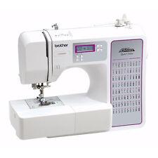BROTHER CE-8080-PRW CE8080PRW 80-Stitch Project Runway Sewing Machine + Warranty