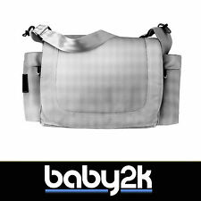 Joolz Nursery Baby Changing Bag in Silver BNWT