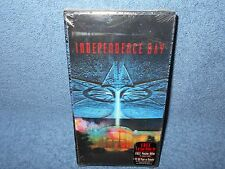 INDEPENDENCE DAY VHS - LIMITED EDITION 3D COVER - NEW SEALED