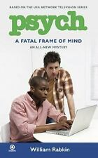 Psych: A Fatal Frame of Mind, Rabkin, William, 0451231597, Book, Acceptable