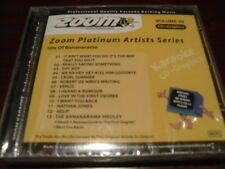 ZOOM PLATINUM KARAOKE DISC CDZMP059 HITS OF BANANARAMA CD+G