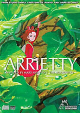 THE BORROWER ARRIETTY [2010, Uncut DVD] Mary Norton The Borrowers (UK VERSION)