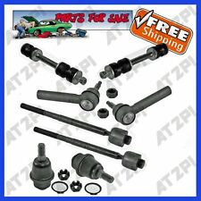 Steering Tie Rod Linkages Ball Joint Sway Bar Link For Cadillac Escalade ESV EXT