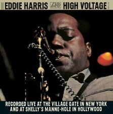EDDIE HARRIS - HIGH VOLTAGE   CD NEU