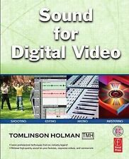 Sound for Digital Video Holman, Tomlinson Very Good Book