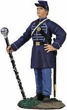BRITAINS SOLDIERS CIVIL WAR UNION  INFANTRY DRUM MAJOR No1--31202 REDUCED