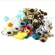 Dog Pet Puppy Practice Squeaker Chew Play Squeaky Toy Plush Cute Sound Toy Gift