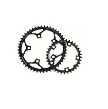 STRONGLIGHT CT2 CERAMIC BLACK 110BCD mm CAMPAGNOLO TYPE D COMPACT CHAINRING 34T
