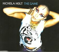 Big Brother NICHOLA HOLT the Game RARE MIXES & INSTRUMENTAL UK CD single SEALED