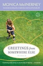 Greetings from Somewhere Else - McInerney, Monica - Paperback