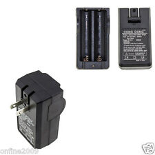 Universal Dual Battery Charger For 18650 16340 26650 Rechargeable 3.7V Li-ion