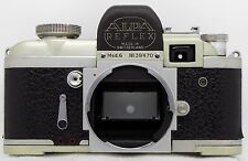 ALPA Reflex Model 6 camera Tested Good condition  **Rare