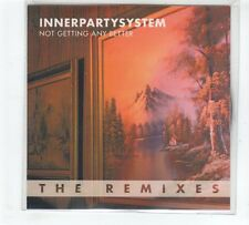 (GP751) Innerparty System, Not Getting Any Better  - 2011 DJ CD