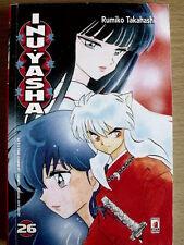 INU YASHA - Rumiko Takahashi n°26 ed. Star Comics  [C14B]