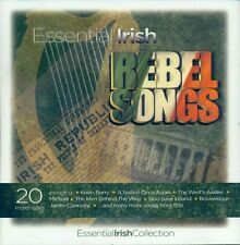 ESSENTIAL IRISH REBEL SONGS CD -