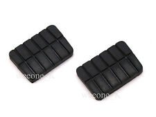 PAIRS PEDAL PAD FOR BRAKE and CLUTCH For Nissan D21 FRONTIER Pickup 1987 - 1995