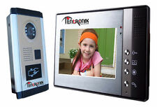 "Tentronix Video Door Phone Camera Handfree 7"" HD Color Monitor Night Vision"