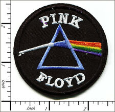 "20 Pcs Embroidered Iron on patches Pink Floyd Rock Band 2.38""x2.38"" AP056pA"