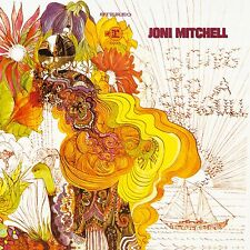 """JONI MITCHELL """"SONG TO A SEAGULL"""""""