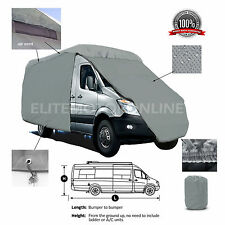 Deluxe Roadtrek 210 Popular 4-Layer Class B RV Motorhome High Top Van Cover