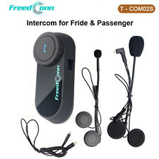 Bluetooth Motorbike Motorcycle Helmet Intercom Headset Headphone BT Interphone