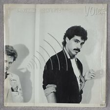 "DARYL HALL JOHN OATES 1980 Voices 12"" Vinyl 33 LP POP ROCK  Kiss On My List VG"