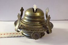 #2 ANTIQUE FINISH OIL BURNER WITH WICK FOR #2 OIL LAMP NEW 54339J