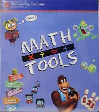 Math Tools: The Logical Journey of the Zoombinis! 3 CD-ROM/Teachers & User Guide