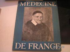 **z Médecine de France n°113 Chirurgie infantile / Folies de Paris au 18e siècle