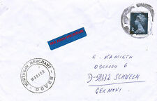 GB FERRY SHIP MV NORTHERN MERCHANT A SHIPS CACHED COVER