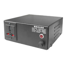 MX Voltage Converter - Converts 220V to 110V - 500 Watts - Torodial Transformer