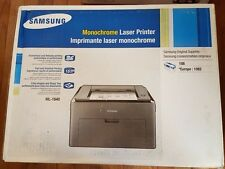 Samsung ML 1640 Single Laser Printer Brand New Hard to Find