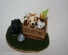 WEE FOREST FOLK SPECIAL COLOR HUMANE SOCIETY ADOPT ME