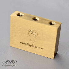 BLOC BARILLET FLOYD ROSE ORIGINAL FAT BRASS TREMOLO BLOC 37mm FROFTB37P